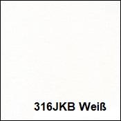 Hefel KissenBezug Seitenschläferkissen Jersey Weiß lang. Reißverschluss