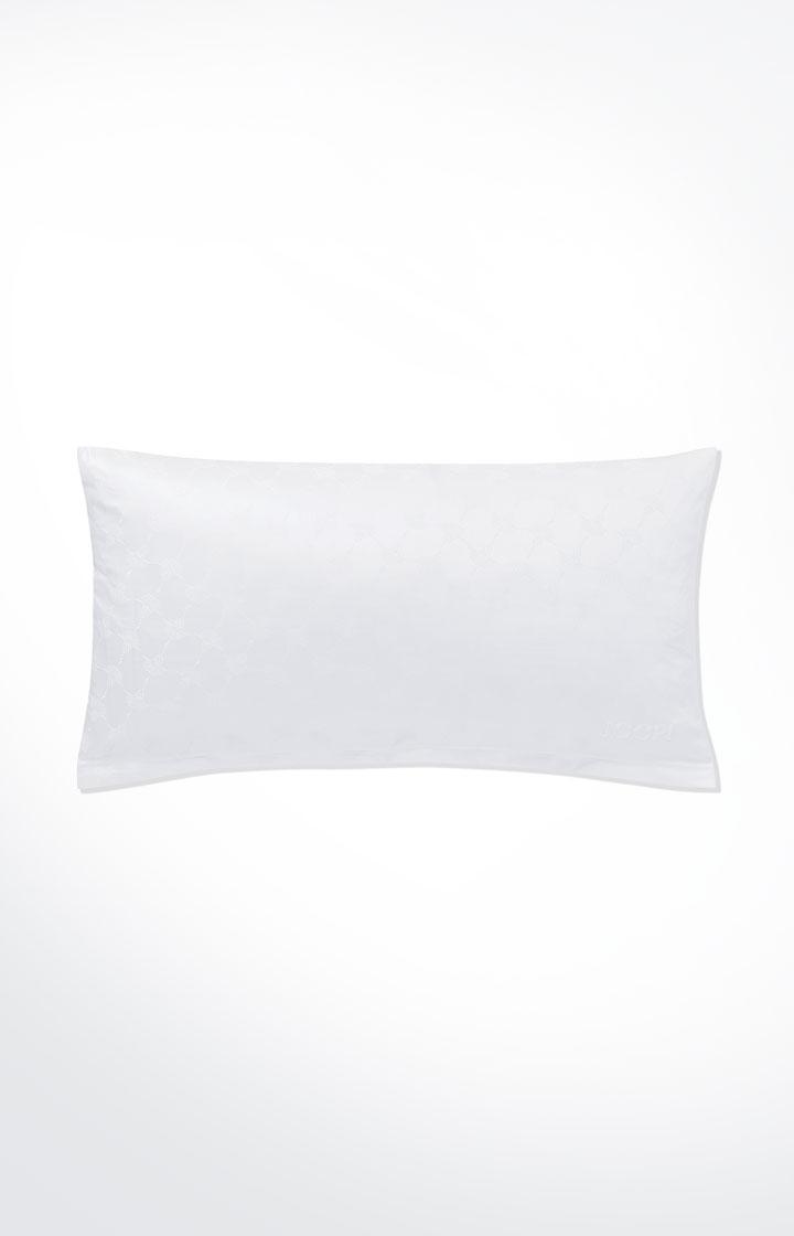 JOOP! Cornflower Kissenbezug Jacquard 4020-00 Weiß 40x80 cm