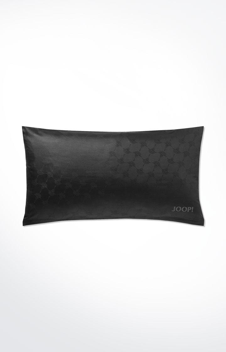 Joop Cornflower Kissenbezug Jacquard 4020 09 Schwarz 40x80 Cm