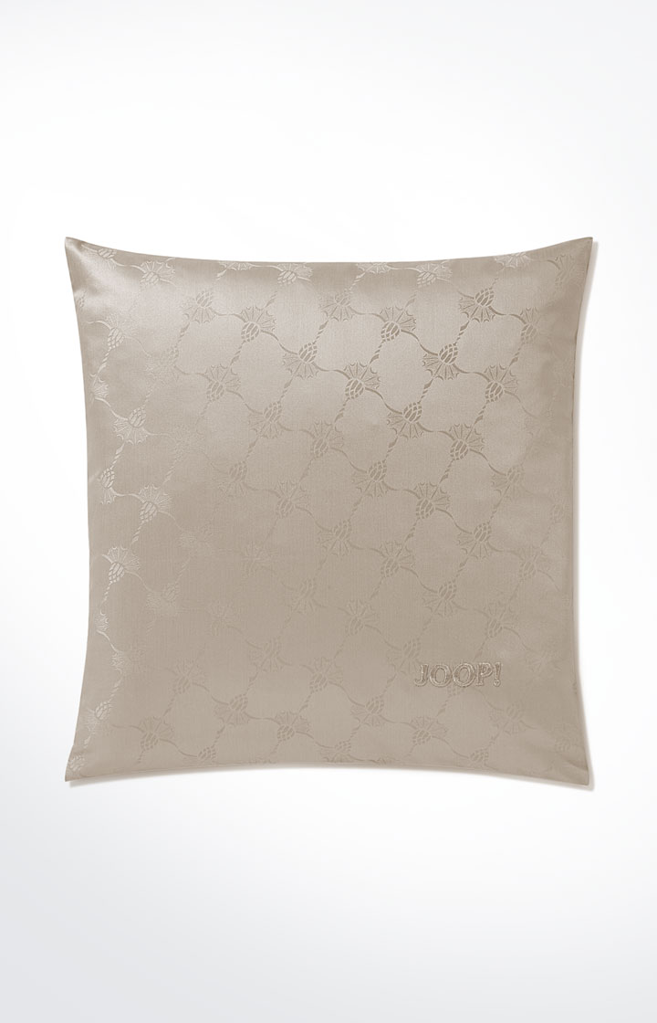 JOOP! Cornflower Kissenbezug Jacquard 4020-17 Sand 80x80 cm