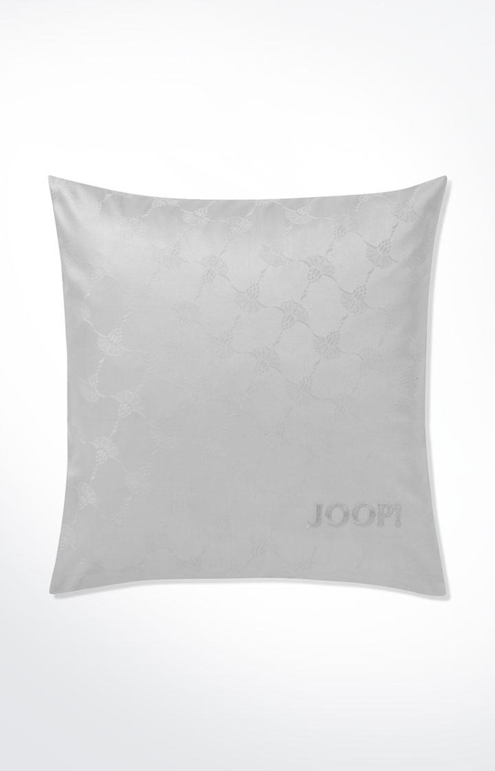 JOOP! Cornflower Kissenbezug Jacquard 4020-19 Silber 80x80 cm
