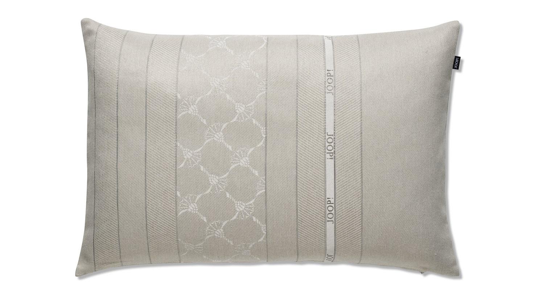 JOOP! Kissenhülle Blend 40x60 cm Muster-Mix 50788 030 Beige aktuelle Kollektion