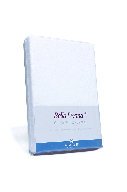 Bella Donna Clima Schonbezug hochwertiger Matratzenschonbezug 180/200-200/220 cm