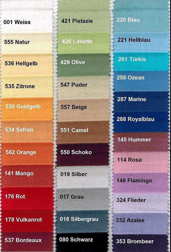Biberna Frottee Spannbetttuch 80% Baumwolle 90x200 cm Farbe 018 Silbergrau