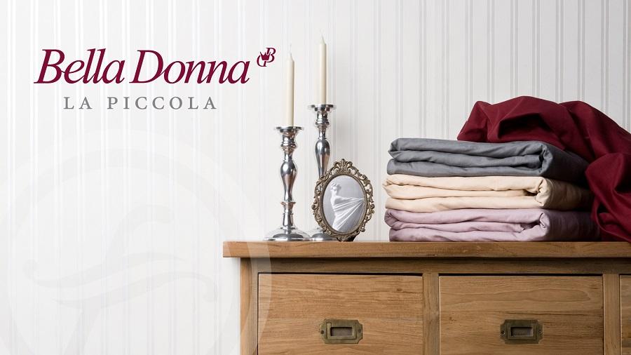 Bella Donna Jersey La Piccola 90x200 Spannbetttuch für Topper bis ca.10 cm