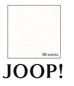JOOP! Spannbetttuch Feinjersey 90/100x200/220 cm Weiß 00