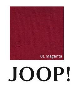 JOOP! Spannbetttuch Feinjersey 180/200x200/220 cm Magenta 01