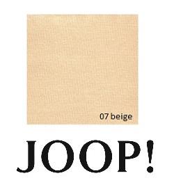 JOOP! Spannbetttuch Feinjersey 90/100x200/220 cm Beige 07