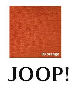 JOOP! Spannbetttuch Feinjersey 180/200x200/220 cm Orange 08