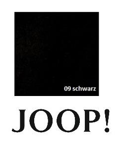 JOOP! Spannbetttuch Feinjersey 180/200x200/220 cm 09 Schwarz