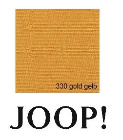 JOOP! Spannbetttuch Feinjersey 90/100x200/220 cm Gelb 330