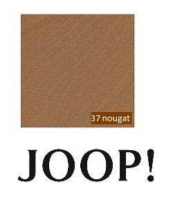 JOOP! Spannbetttuch Feinjersey 180/200x200/220 cm 37 Nougat