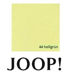 JOOP! Spannbetttuch Feinjersey 90/100x200/220 cm Hellgrün 44