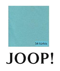 JOOP! Spannbetttuch Feinjersey 90/100x200/220 cm Türkis 54