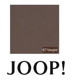 JOOP! Spannbetttuch Feinjersey 90/100x200/220  taupe 67