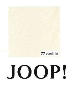 JOOP! Spannbetttuch Feinjersey 90/100x200/220 cm Vanille 77