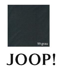 JOOP! Spannbetttuch Feinjersey 180/200x200/220 cm Grau 99