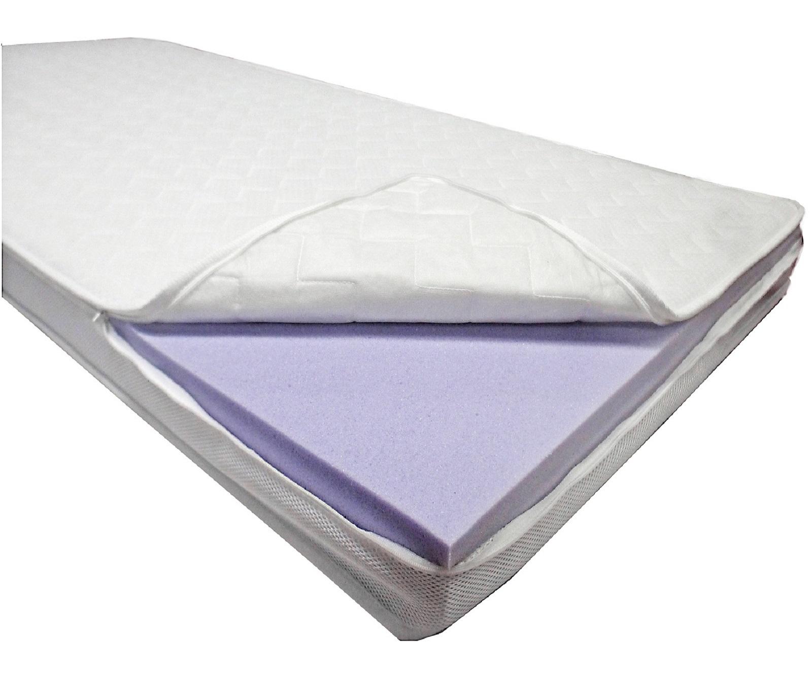wellness exquisit gel schaum topper matratzenauflage 10 cm gesamth he rg 60. Black Bedroom Furniture Sets. Home Design Ideas
