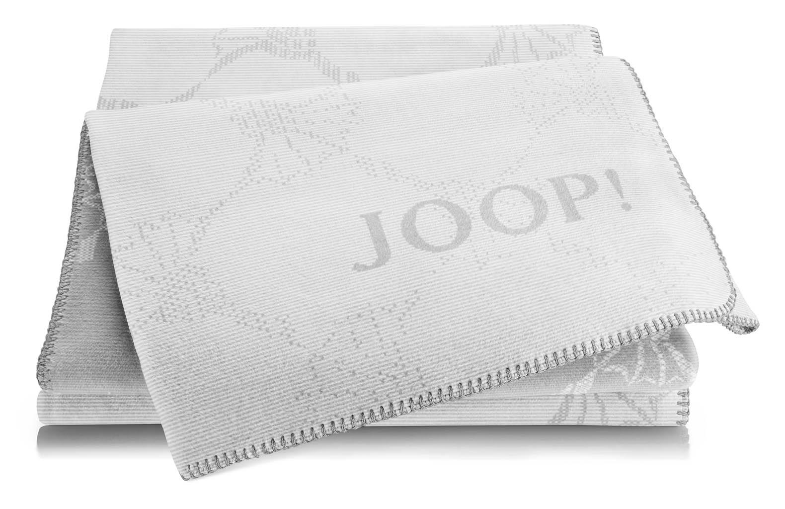 JOOP! Wohndecke Cornflower Double 751492 Natur-Stein 150x200 cm neue Kollektion